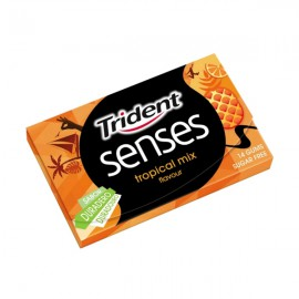 Trident Senses Tropical Mix SL
