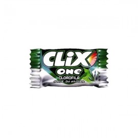 Chicle Clix One Clorofila
