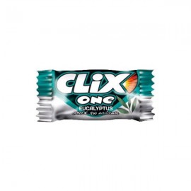 Chicle Clix One Eucalipto
