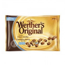 Werther´s Original Cafe Creme Sin Azucar
