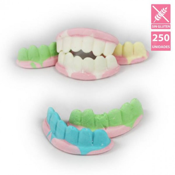 DENTADURAS COLOR FOAN