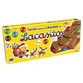 Turrón Lacasitos 215 Gr