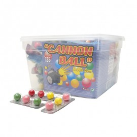 Chicles Cannon Ball