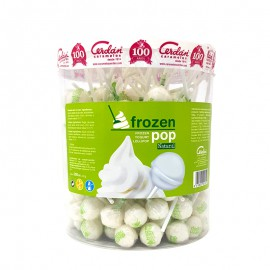 Frozen Pop Yogurt Natural