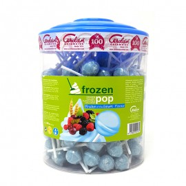 Frozen Pop Frutas del Bosque