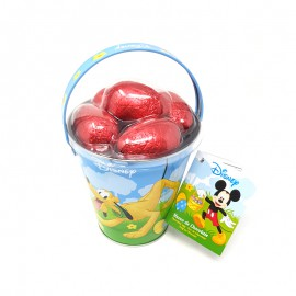 Huevos Chocolate + Cubo Mickey