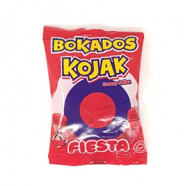 Bokados Gummy Jellies sabor Cereza y Chicle