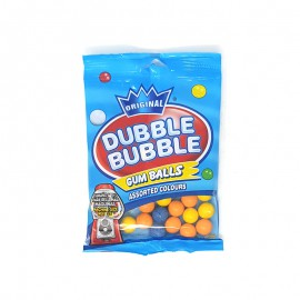 Dubble Bubble Gum Balls Colours
