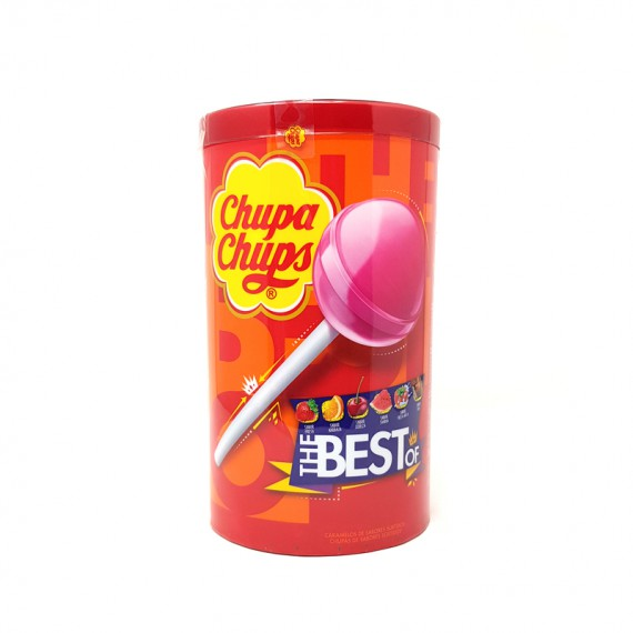 Chupa Chups The Best of (Surtido 110 unidades)