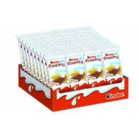 Kinder Chocolate con Cereales