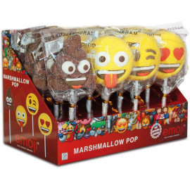 Marshmallows Pop Emoji