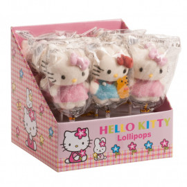 Hello Kitty Marshmallows Lollipops