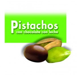 PISTACHO CON CHOCOLATE
