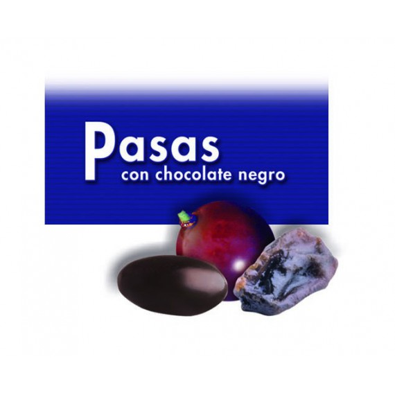 PASAS CON CHOCOLATE