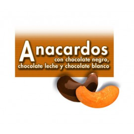 Anacardos Tres Chocolates