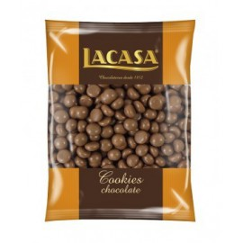 LACASA COOKIES CON CHOCOLATE