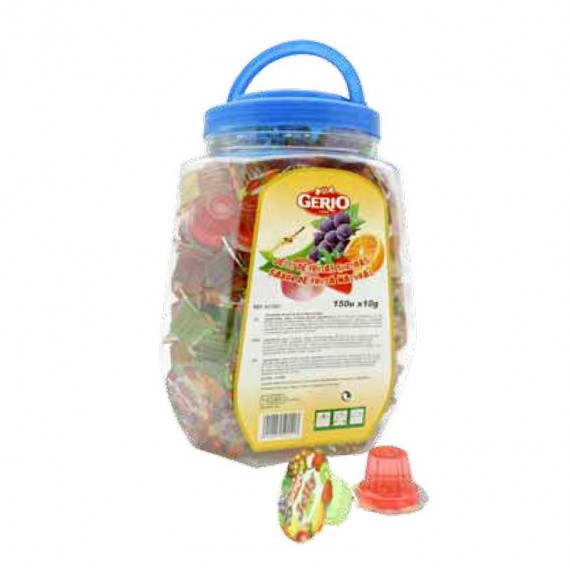 TARRINAS JELLY DE FRUTAS
